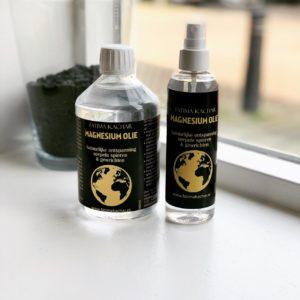Magnesiumolie 500 ml en 200 ml voordeel pakket