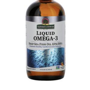 Vloeibaar Omega 3 Dha/Epa