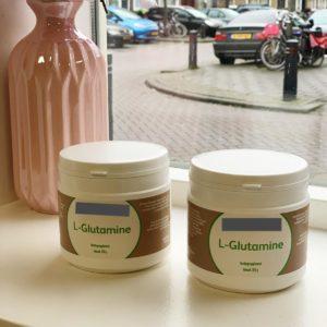 Voordeelset 2x potten L-Glutamine