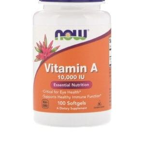 Vitamine A 10,000IU