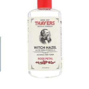 Thayers Witch Hazel, Rozenblaadje