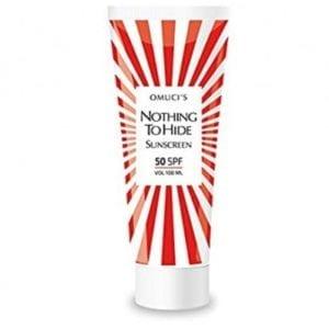 Natuurlijke ZonnecrÈme 50 SPF