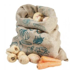 Bewaarzak groenten/aardappelen